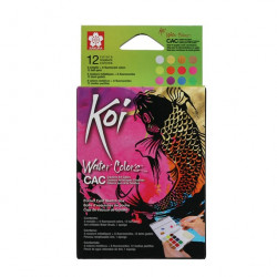 KOI POCKETBOX ACUA METAL 12