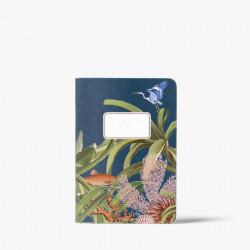Cuaderno grapado A5 Jardín...