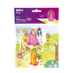 Dress up Princess 3D - Paola