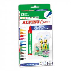 ALPINO CREA+TEXTILE WAX