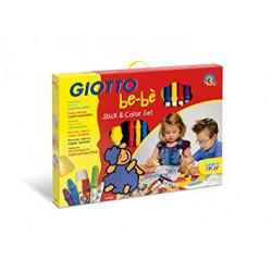 GIOTTO BE-BÉ STICK & COLOR