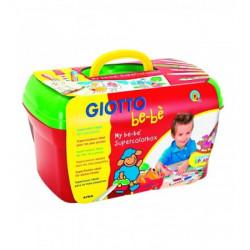 GIOTTO BE-BÉ SUPER COLOR BOX