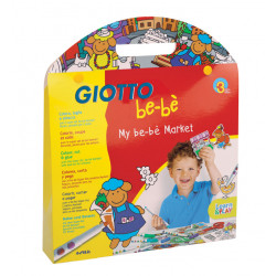 GIOTTO BE-BÉ SET MARKET