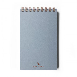 Cuaderno Bolsillo Azul