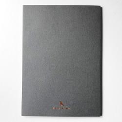 Cuaderno Fino A5 Gris