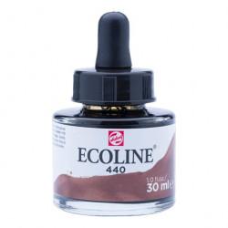 ECOLINE 30ML SEPIA OSCURO