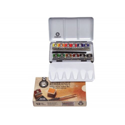 RWC ESTUCHE METAL 12 PANS