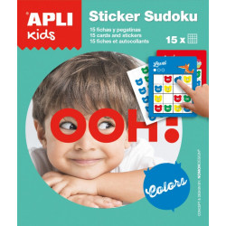 Apli Kids Stickers Sudoku...