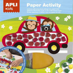 Paper Activity Transports