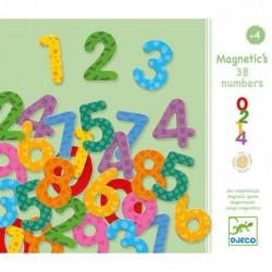 TOP TOYS MAGNETICOS 38 NUMEROS