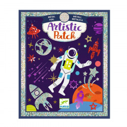 TOP TOYS Artistic Patch Cosmos