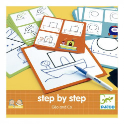 TOP TOYS EDULUDO STEP BY...