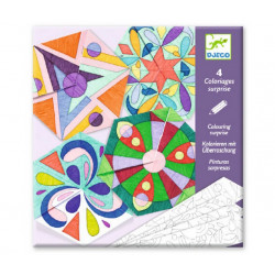 TOP TOYS Colorea mandalas...