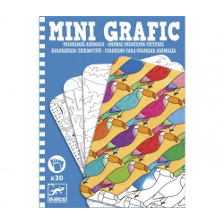 TOP TOYS MINI-GRAFIC ANIMALES