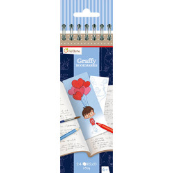 GRAFFY BOOKMARK DIA DEL PADRE