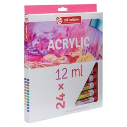 TAC ACRIL.ESTUCHE 24X12ML