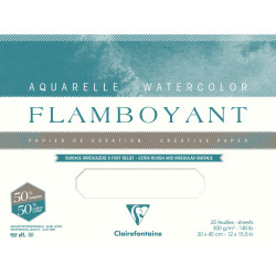 BLOC FLAMBOYANT 36X51 20 H,